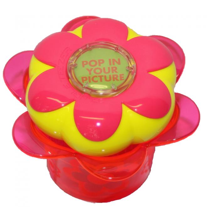 Tangle Teezer Flowerpot Princess Pink