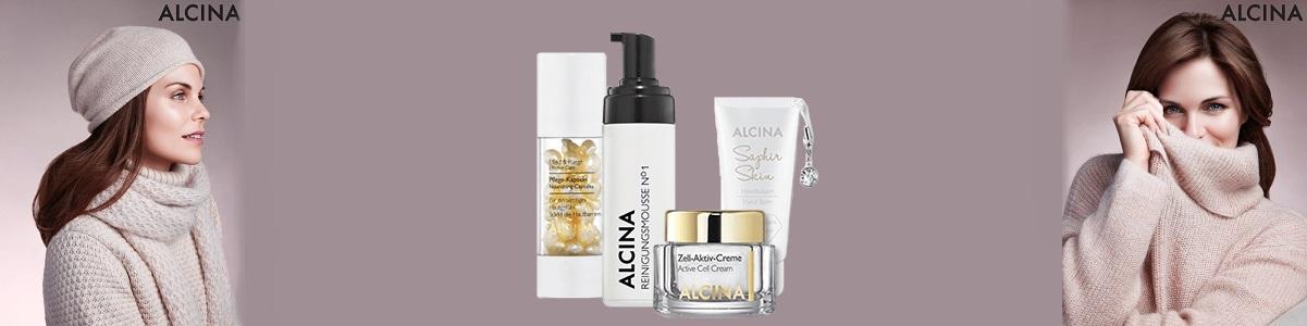 Unser Zuwachs – Alcina Hautpflege