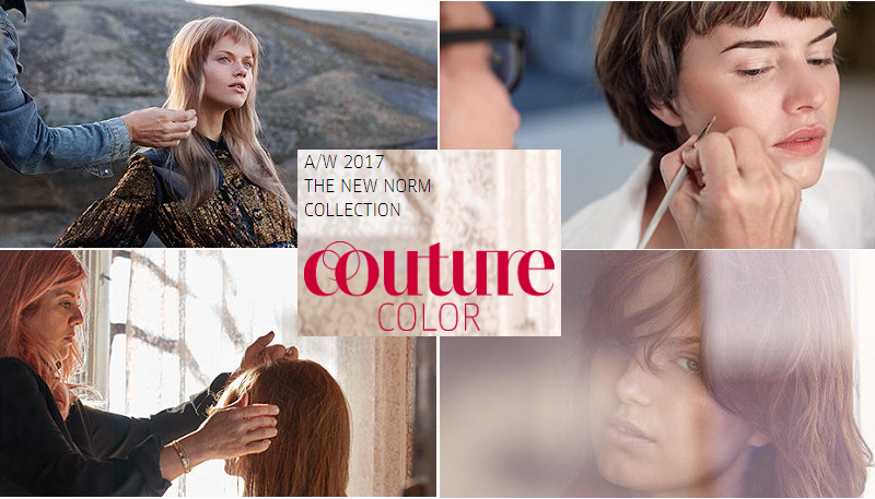 Neue Wella Herbst Looks A/W 2017  THE NEW NORM  COLLECTION