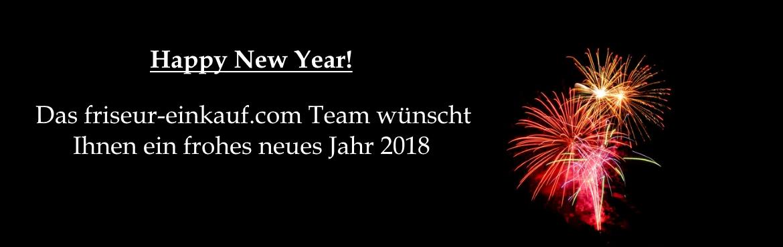 Wir wünschen Ihnen einen guten Rutsch in 2018