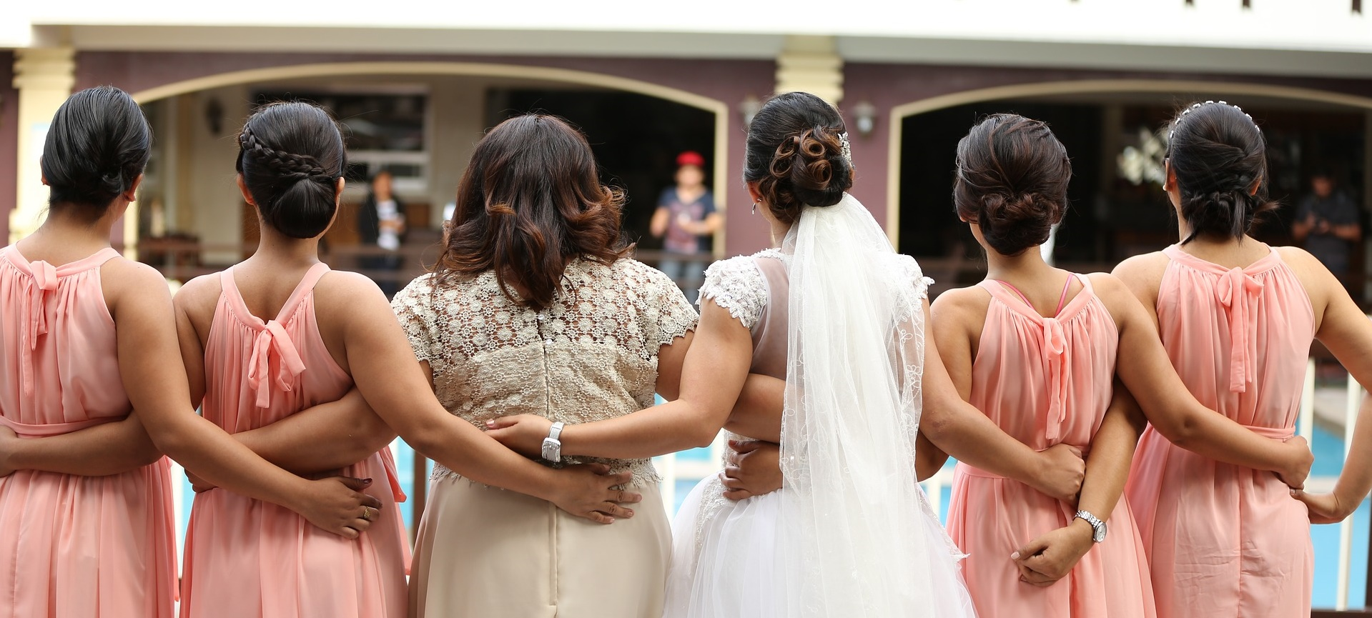 Frisur-Regeln als Hochzeitsgast