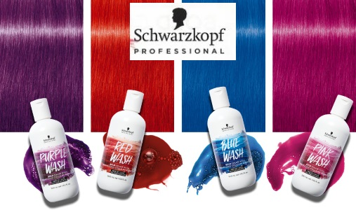 NEW! Schwarzkopf BOLD COLOR WASHES