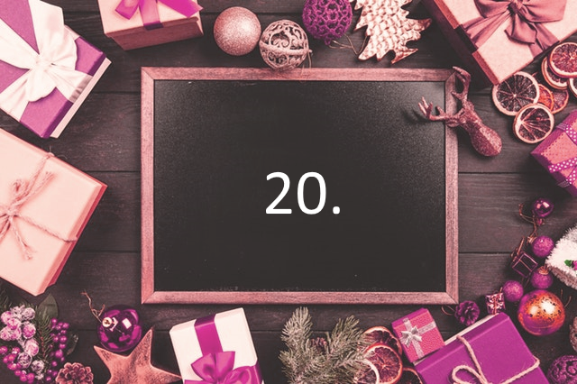Adventskalender Türchen 20