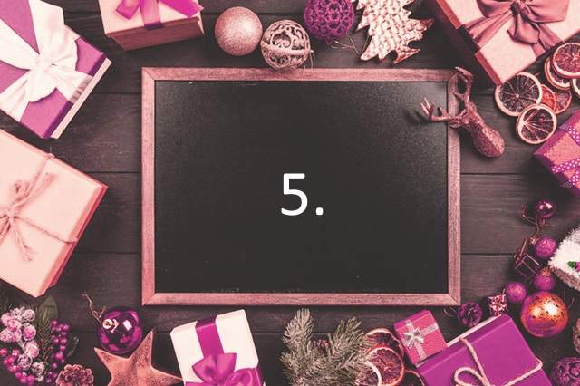 Adventskalender Türchen 5