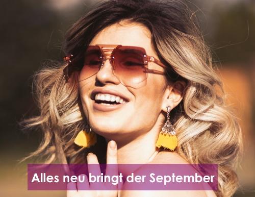 Alles neu bringt der September – Neuheiten und Relaunches