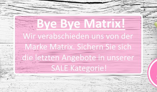 Bye Bye Matrix