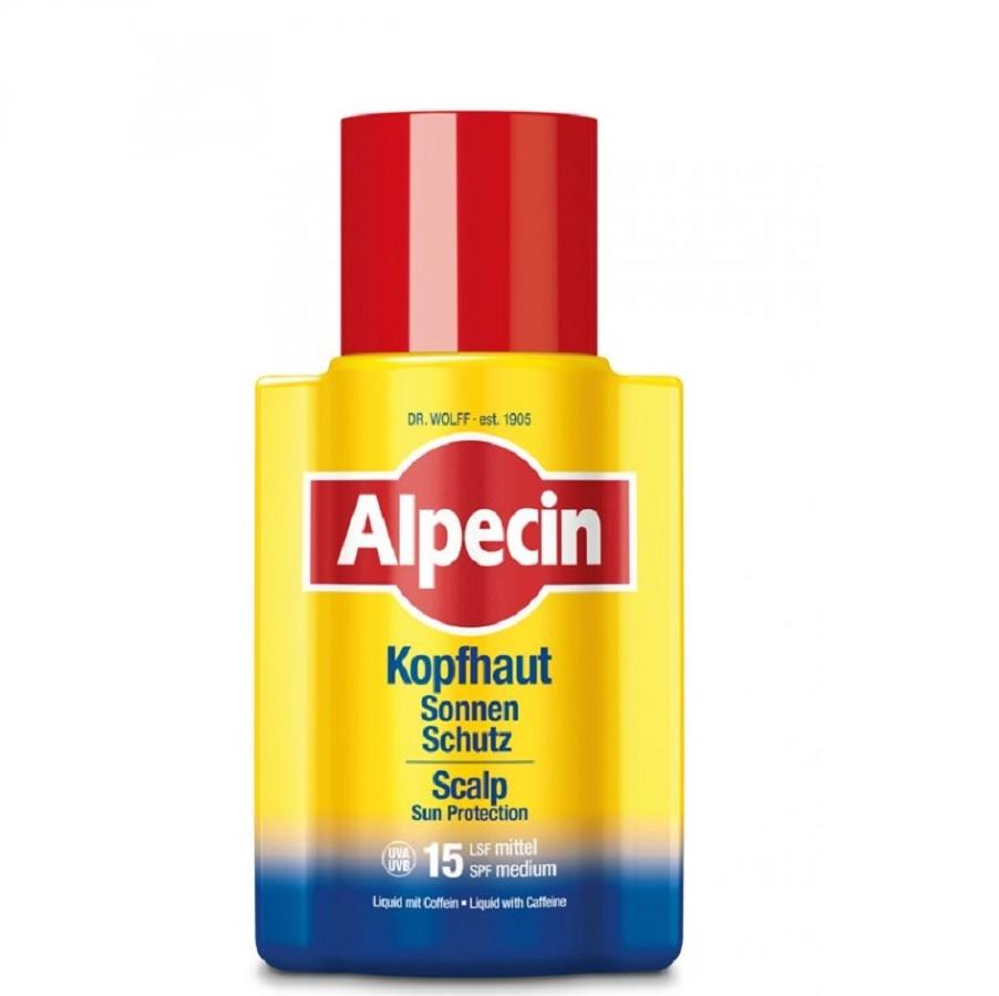 Alpecin Kopfhaut Sonnen-Schutz LSF 15 100ml