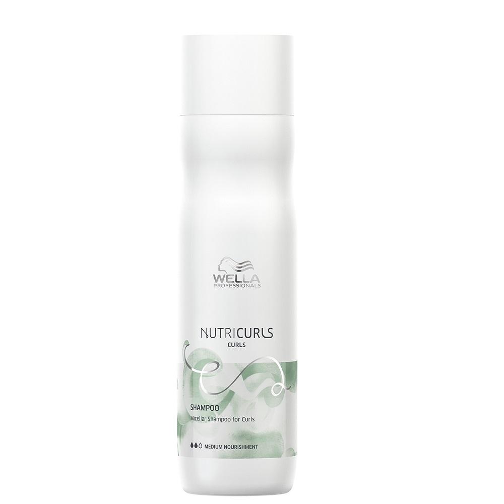 Wella Nutricurls Shampoo Curls 250ml