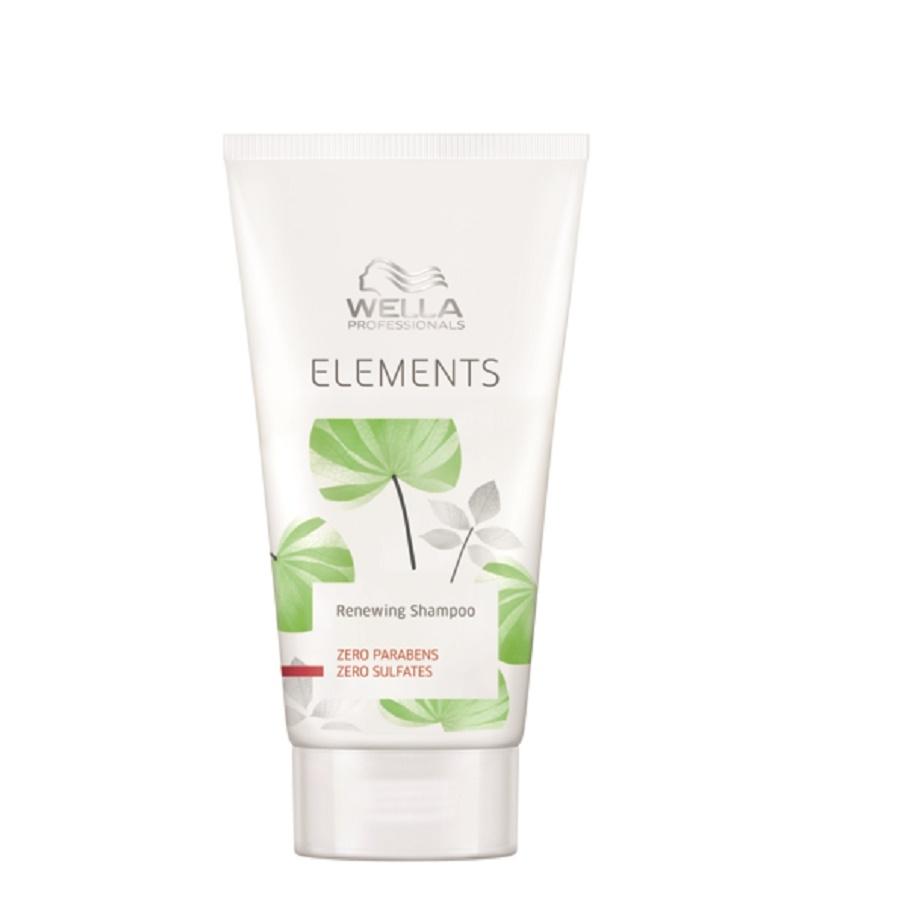 Wella Elements Stärkendes Shampoo 30ml SALE