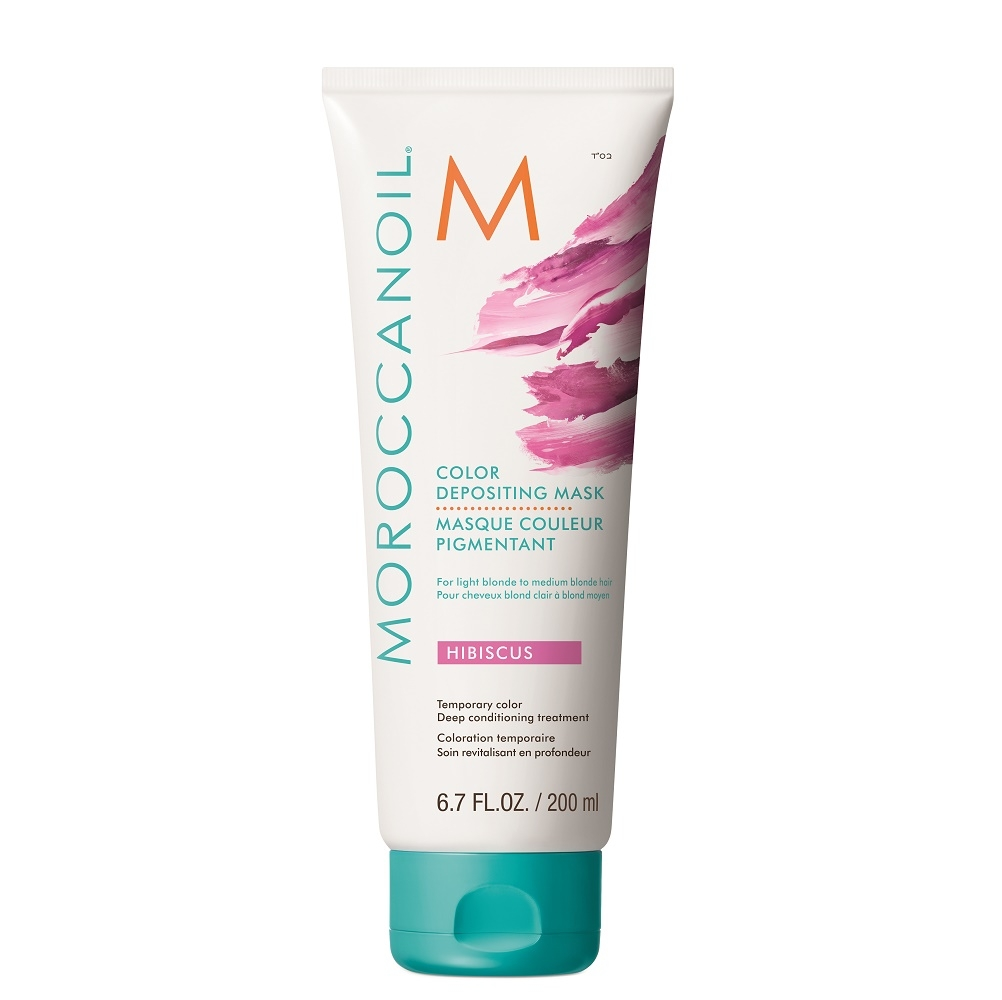 Moroccanoil Color Depositing Masks Hibiscus 200ml