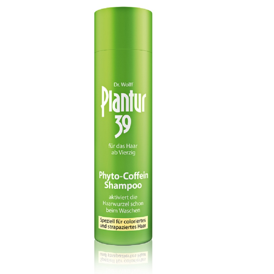 Plantur 39 Phyto-Coffein-Shampoo (coloriert, strapaziert) 250ml