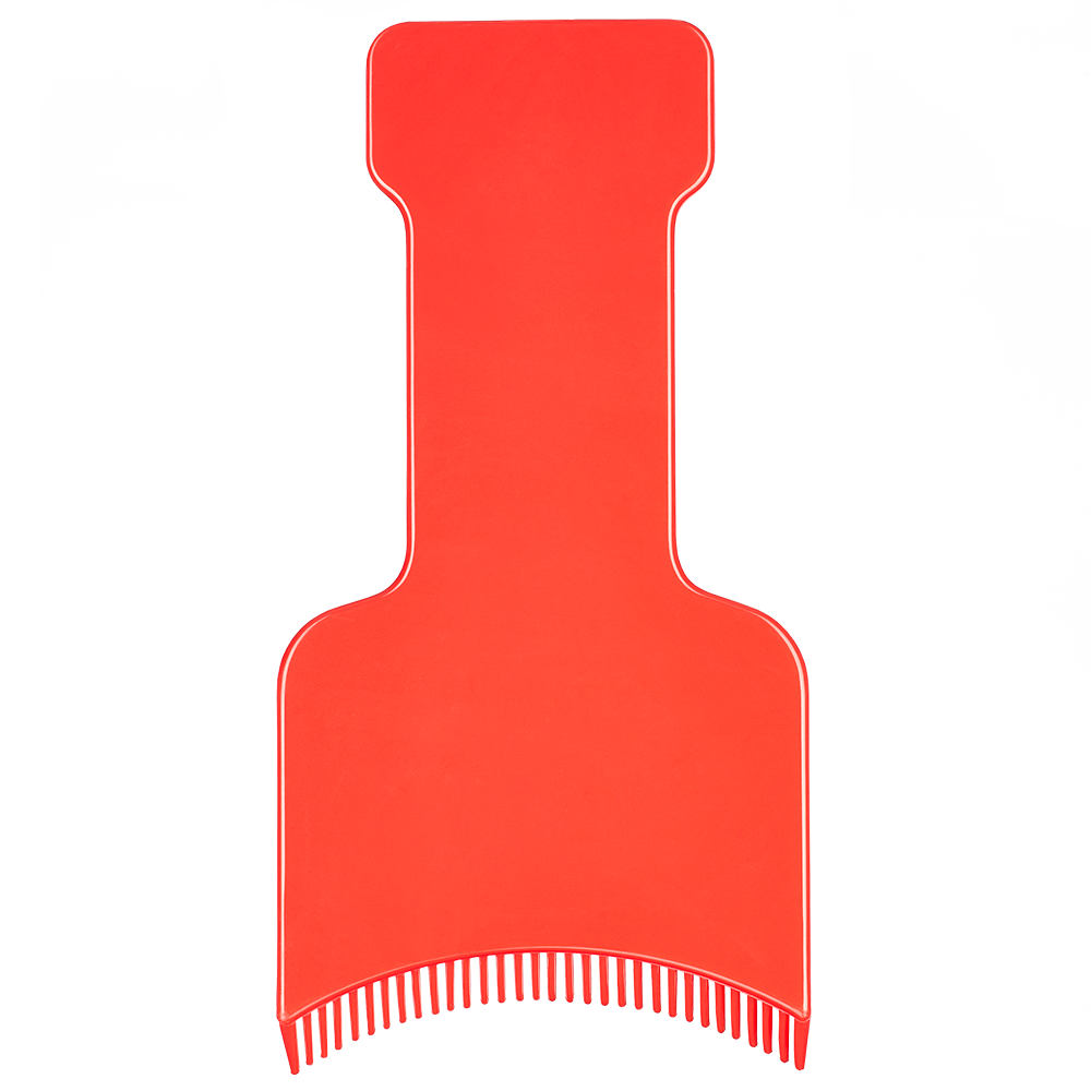 Fripac Haarsträhnen-Färbekelle Rot