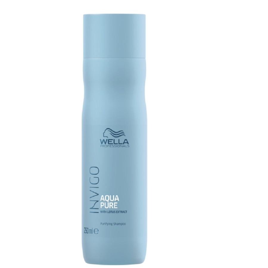 Wella Invigo Balance Aqua Pure Purifying Shampoo 250ml