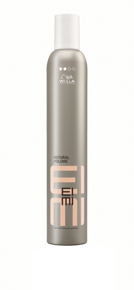 Wella EIMI Natural Volume Styling Mousse 500ml