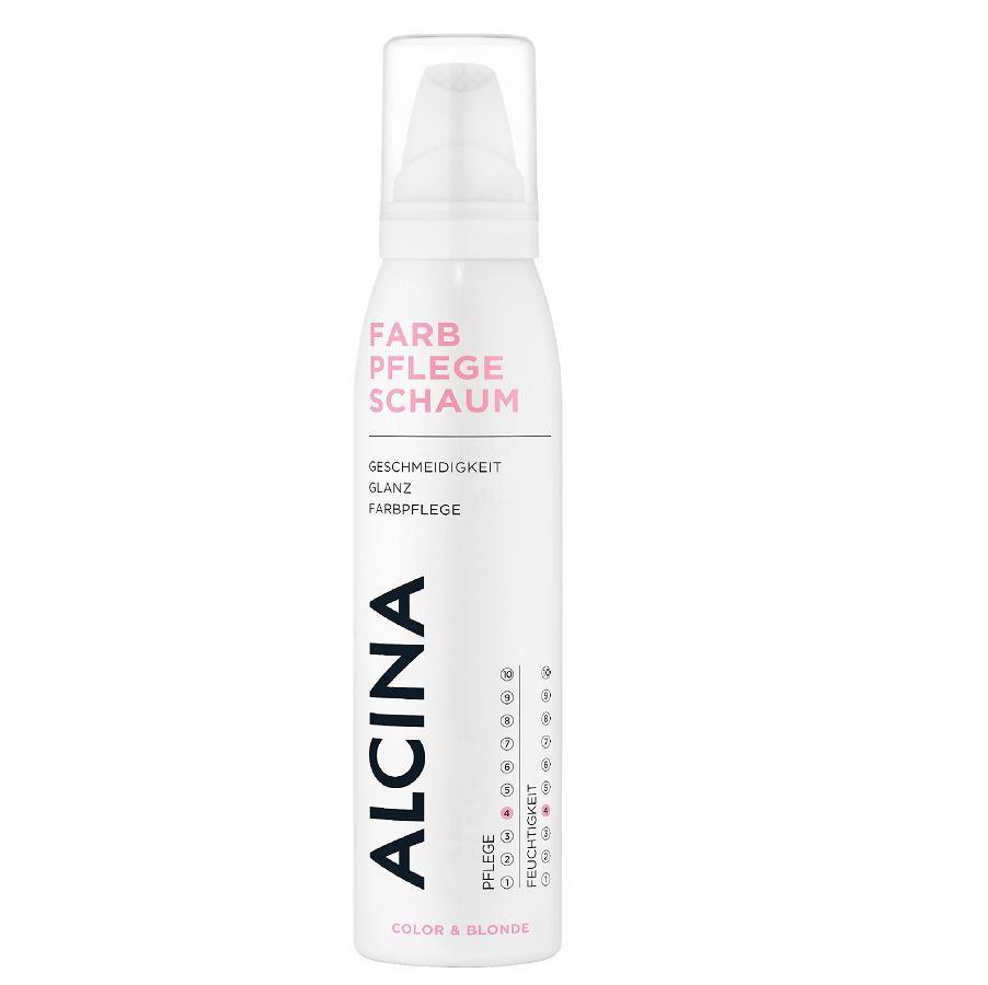 Alcina Color & Blonde Farbpflege-Schaum 150ml