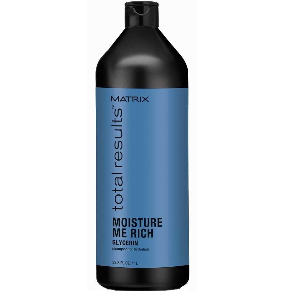 Matrix Total Results Moisture me Rich Shampoo 1000ml SALE