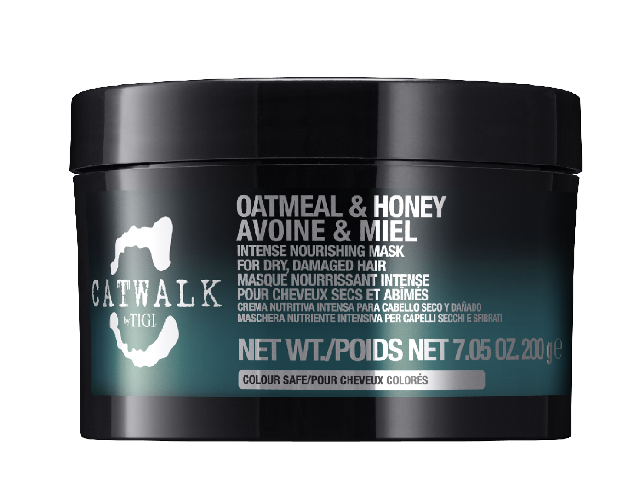 TIGI Catwalk Oatmeal&Honey Maske 200ml