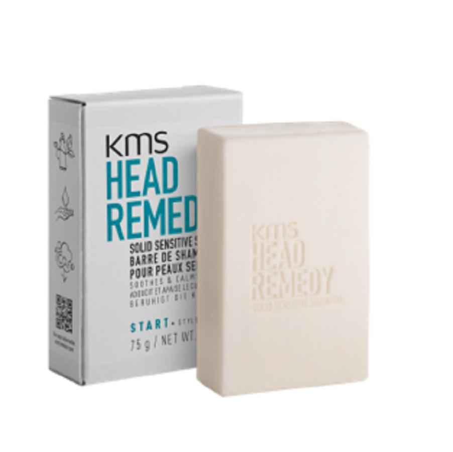 KMS HeadRemedy Solid Sensitive Shampoo 75g