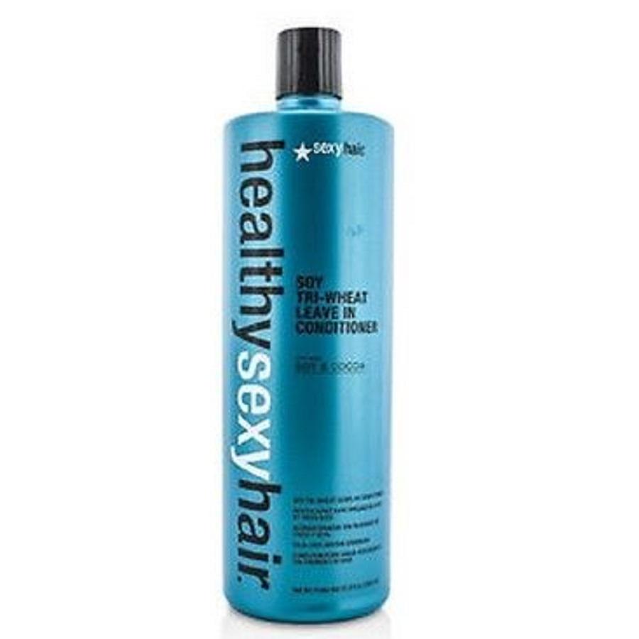 sexyhair HEALTHY Soy Tri-Wheat Leav-In Conditioner 1000ml