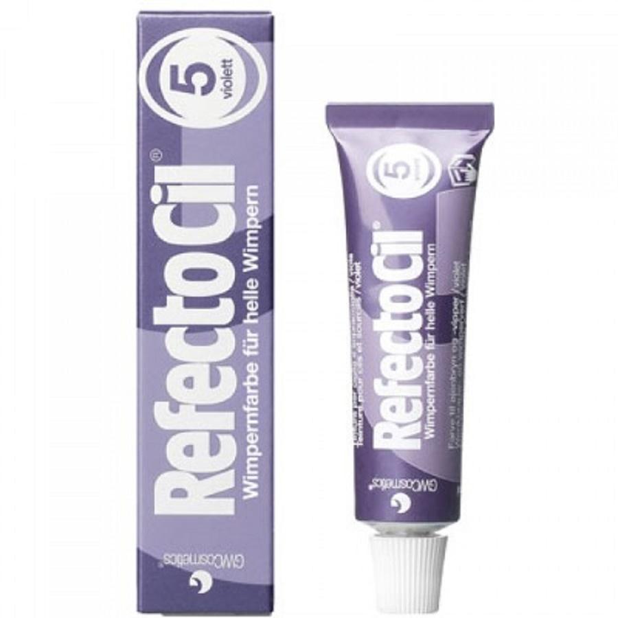 RefectoCil Augenbrauen- & Wimpernfarbe Nr. 5 Violet 15ml
