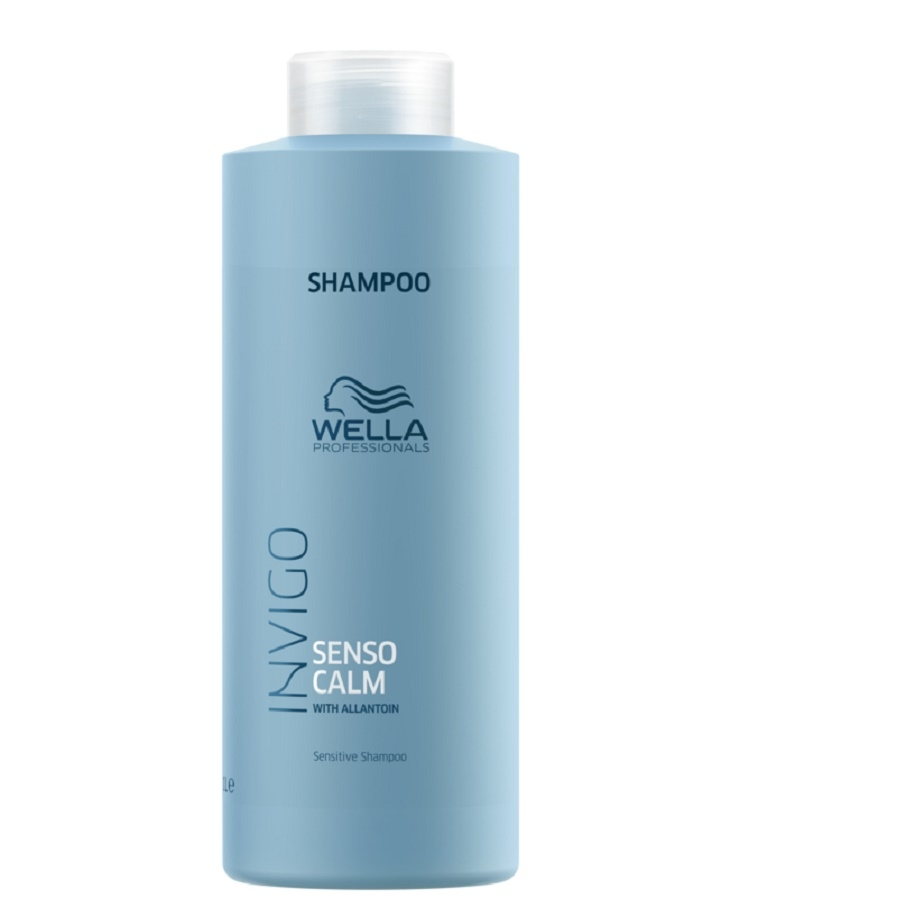 Wella Invigo Balance Senso Calm Sensitive Shampoo 1000ml