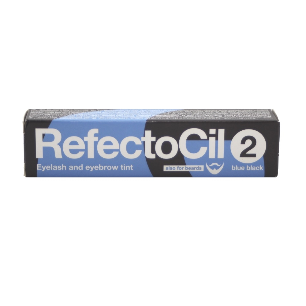 RefectoCil Augenbrauen- & Wimpernfarbe Nr. 2 Blauschwarz 15ml