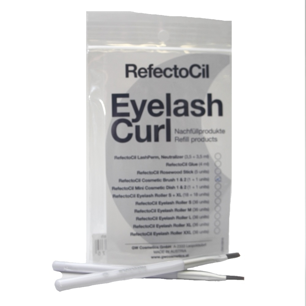 RefectoCil Cosmetic Brush silber/weich