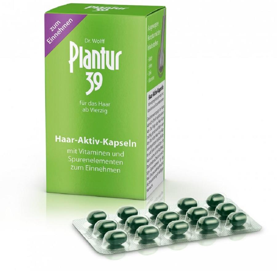 Plantur 39 Haar-Aktiv-Kapseln 60 Stück