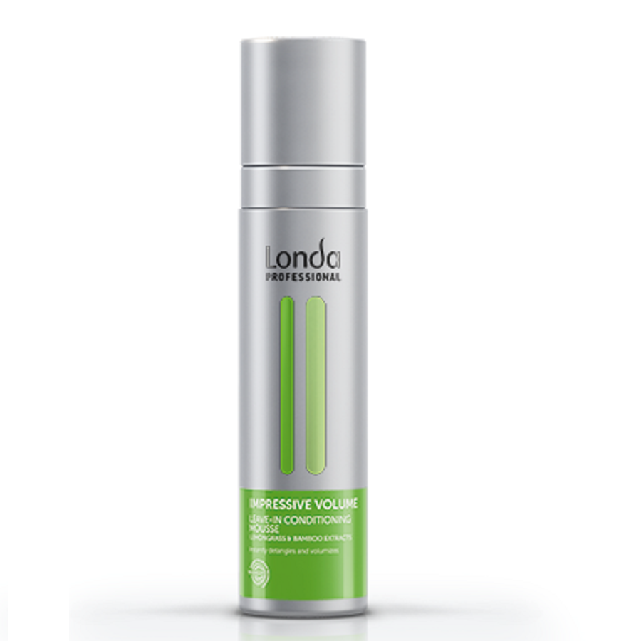Londa Impressive Volume Leave-in Conditioning Mousse 200ml