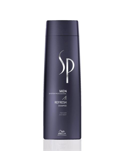 SP Men Refresh Shampoo 250ml SALE