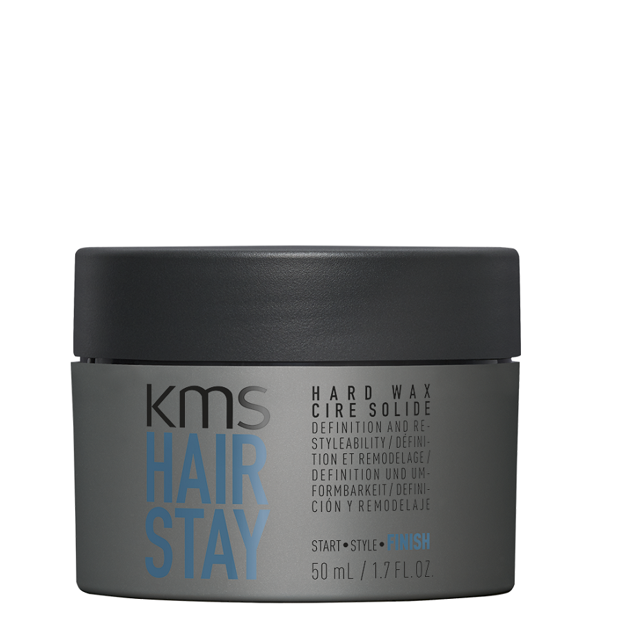KMS Hairstay Hardwax 50ml