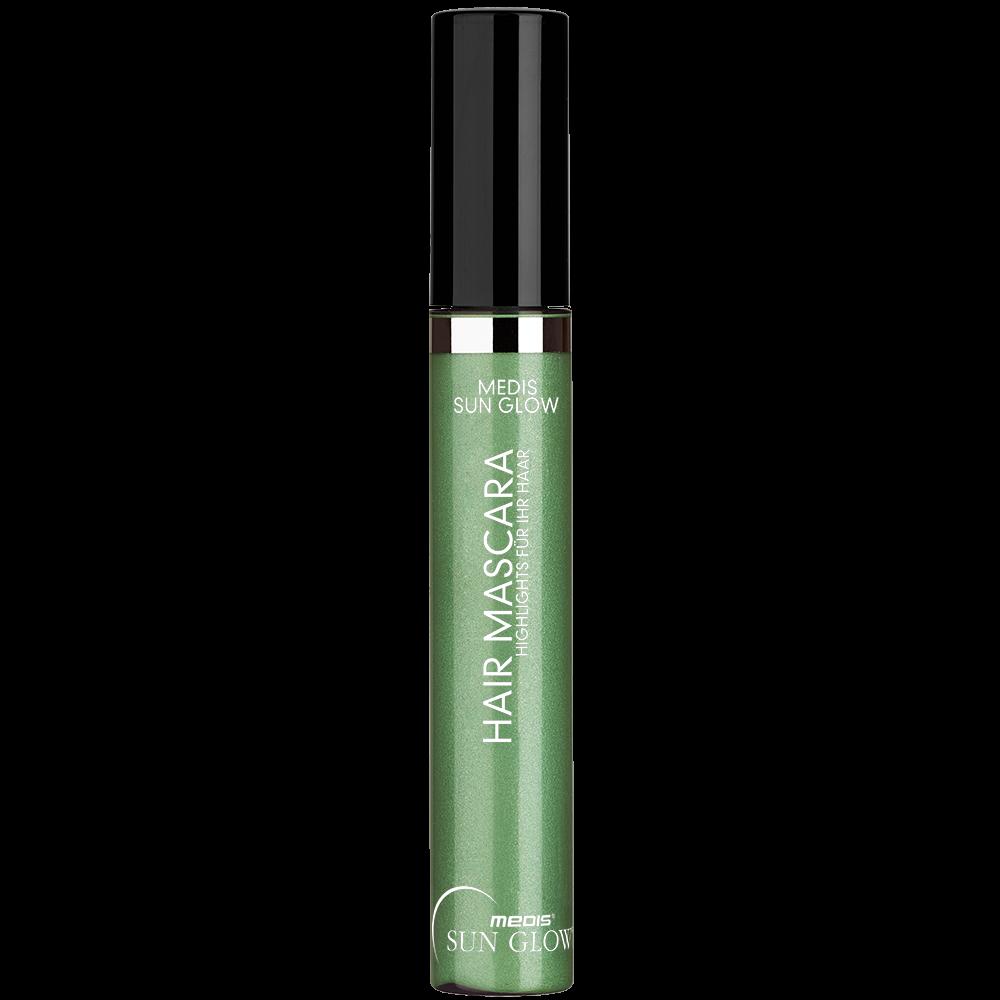 Fripac Medis Sun Glow Hair Mascara Grün