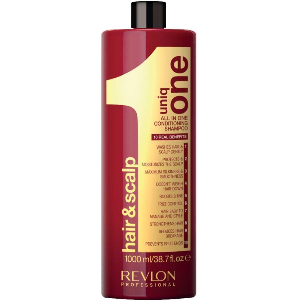 Revlon uniqone Conditioning Shampoo 1000ml