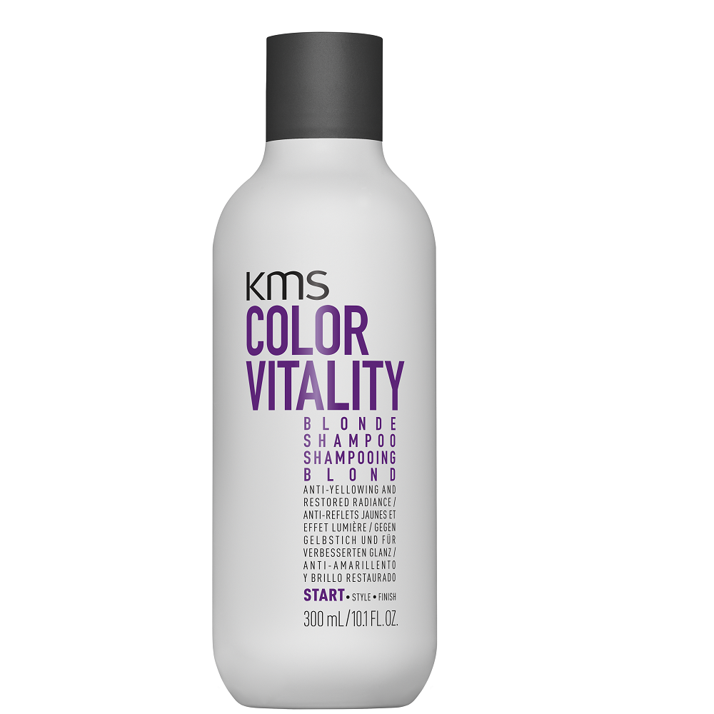 KMS Colorvitality Blonde Shampoo 300ml