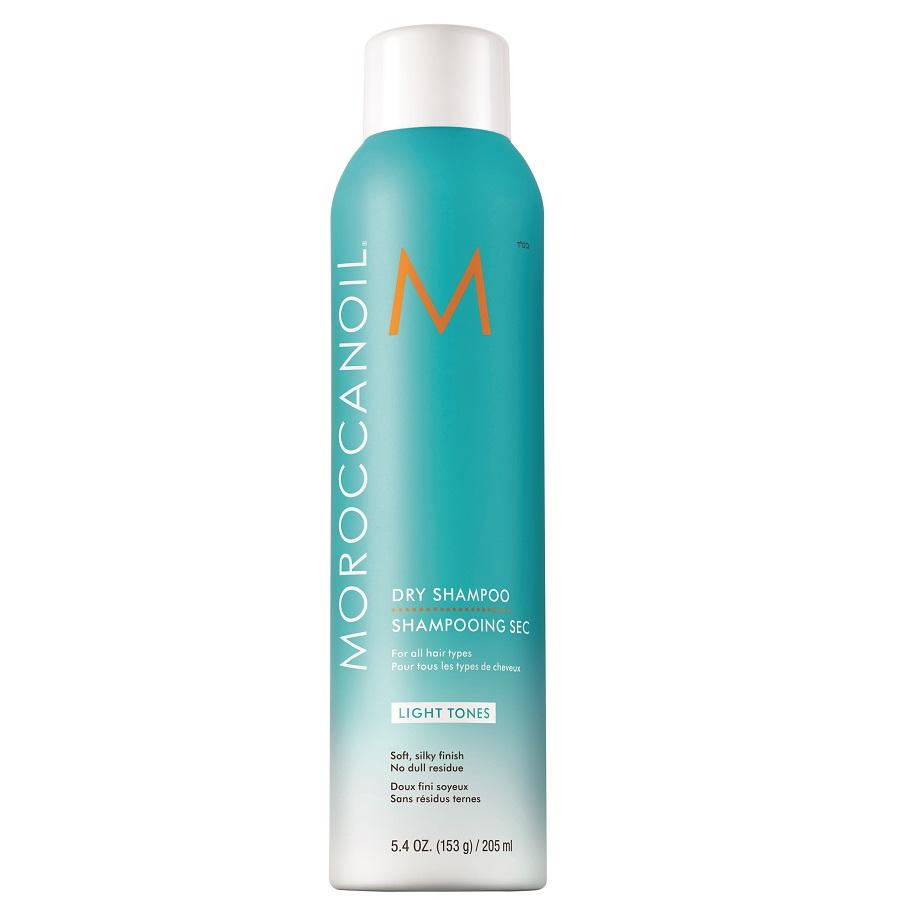 Moroccanoil Dry Shampoo Light Tones 205ml