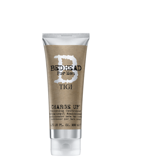 TIGI Bed Head for Men Charge Up Conditioner 200ml SALE