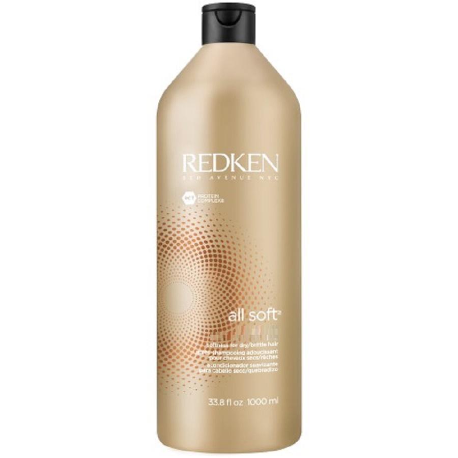 Redken All Soft Shampoo 1000ml SALE
