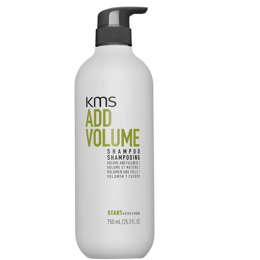 KMS Addvolume Shampoo 750ml NEW