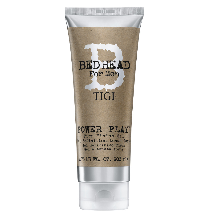 TIGI Bed Head for Men Power Play Firm Finishing Gel 200ml