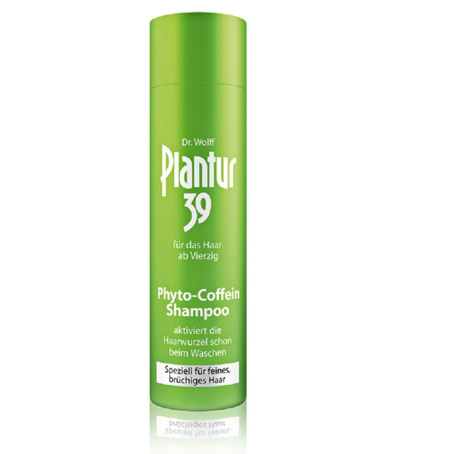 Plantur 39 Phyto-Coffein-Shampoo (fein, brüchig) 250ml