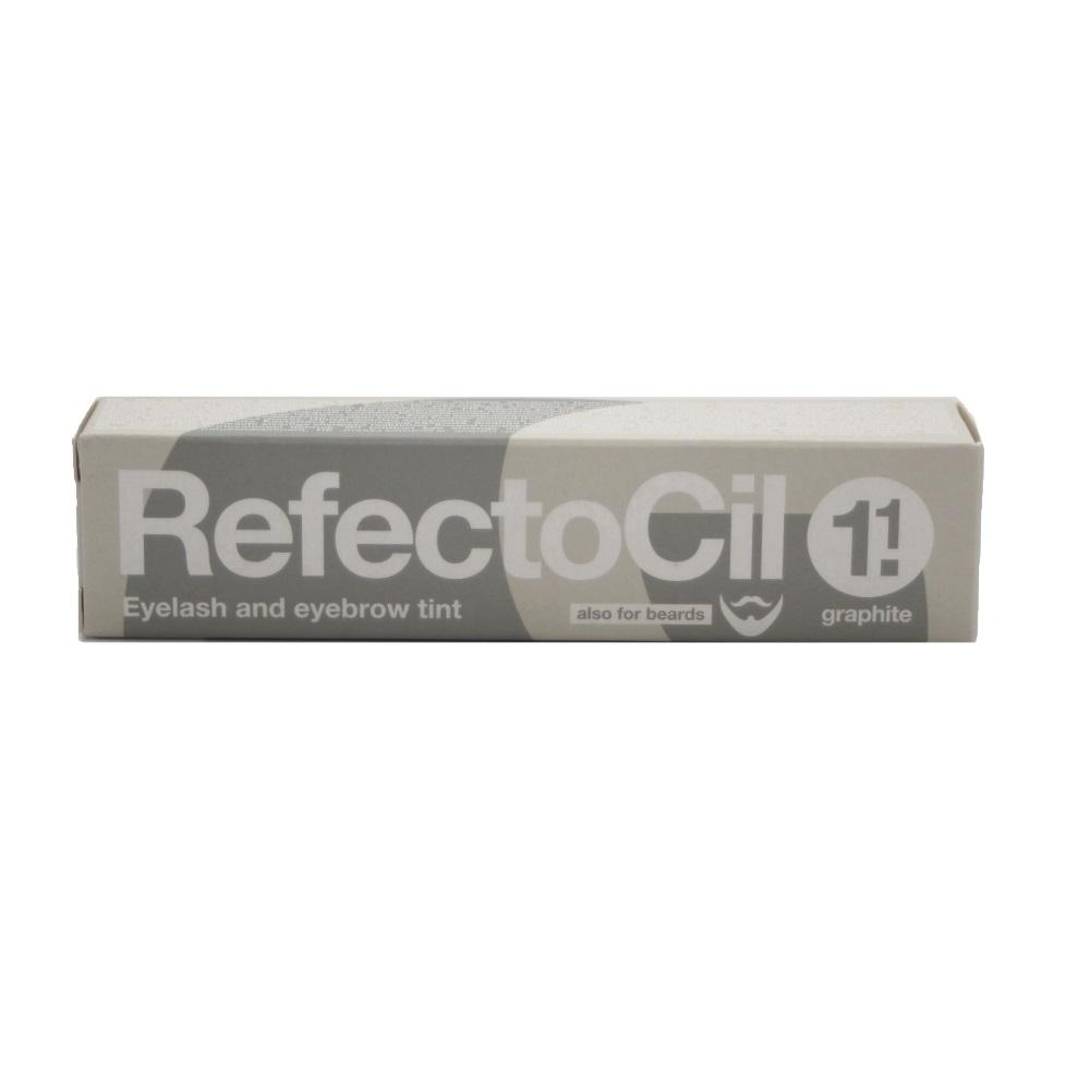 RefectoCil Augenbrauen- & Wimpernfarbe Nr. 1.1 Graphit 15ml