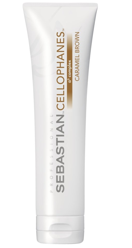 Sebastian Cellophanes Caramel Brown 300ml 4-7