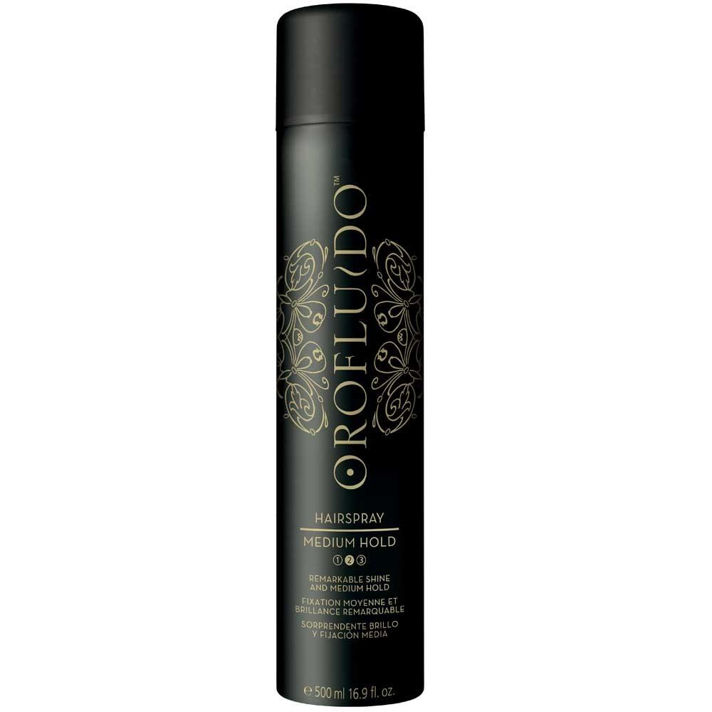 Orofluido Hairspray Medium Hold 500ml