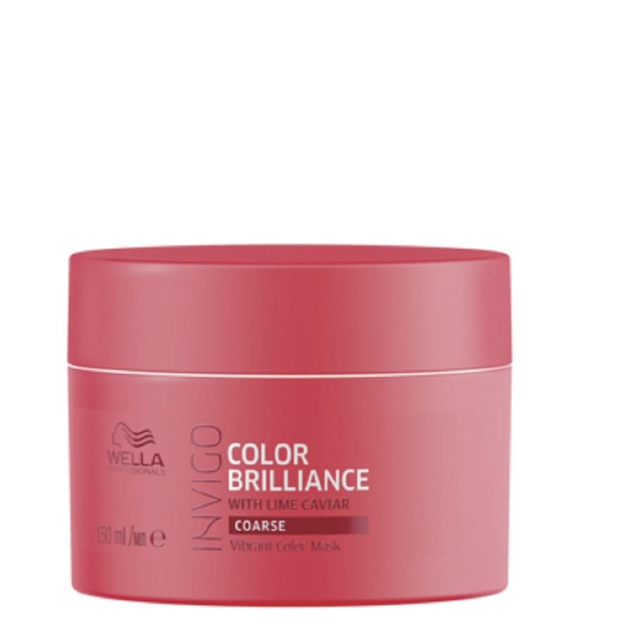 Wella Invigo Color BrillianceMask Coarse 150ml