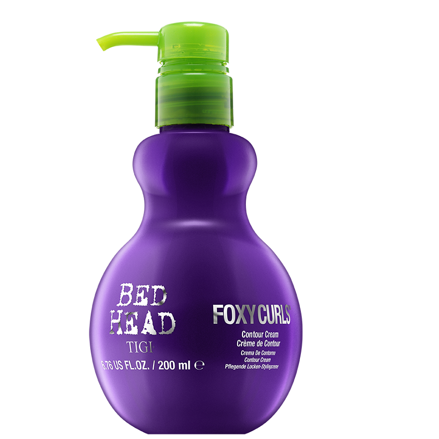 TIGI Bed Head Curls Collection Foxy Curls Contour Cream 200ml