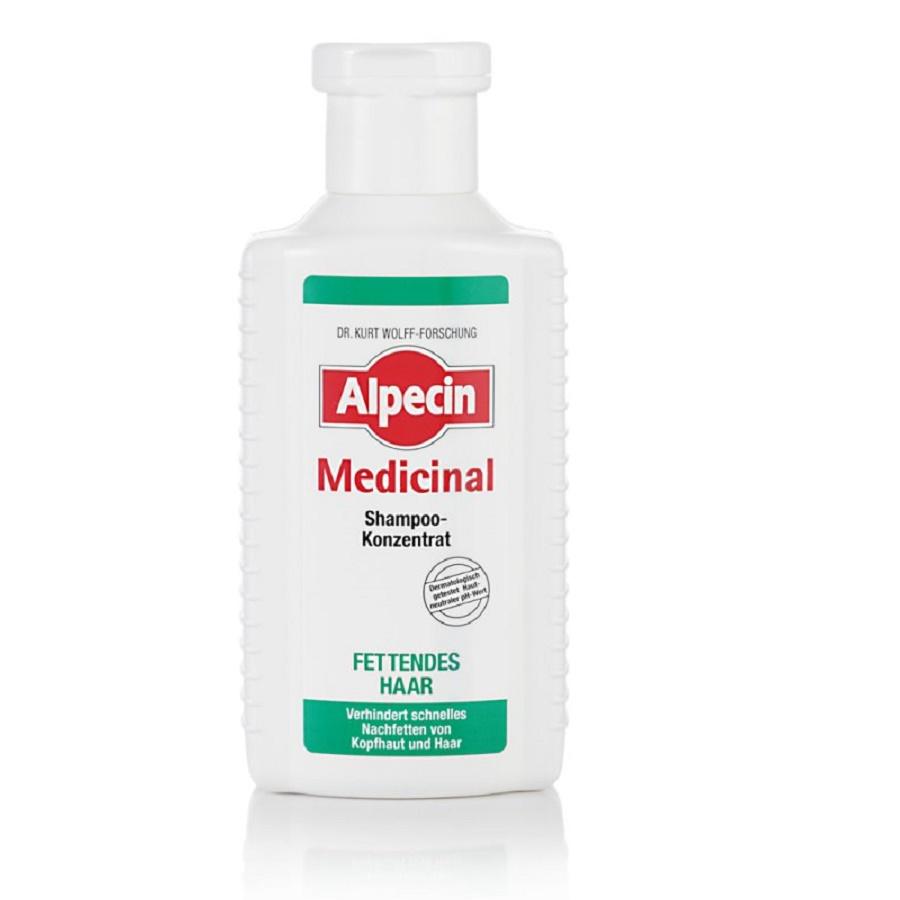 Alpecin Medicinal Shampoo-Konzentrat Fettendes Haar 200ml