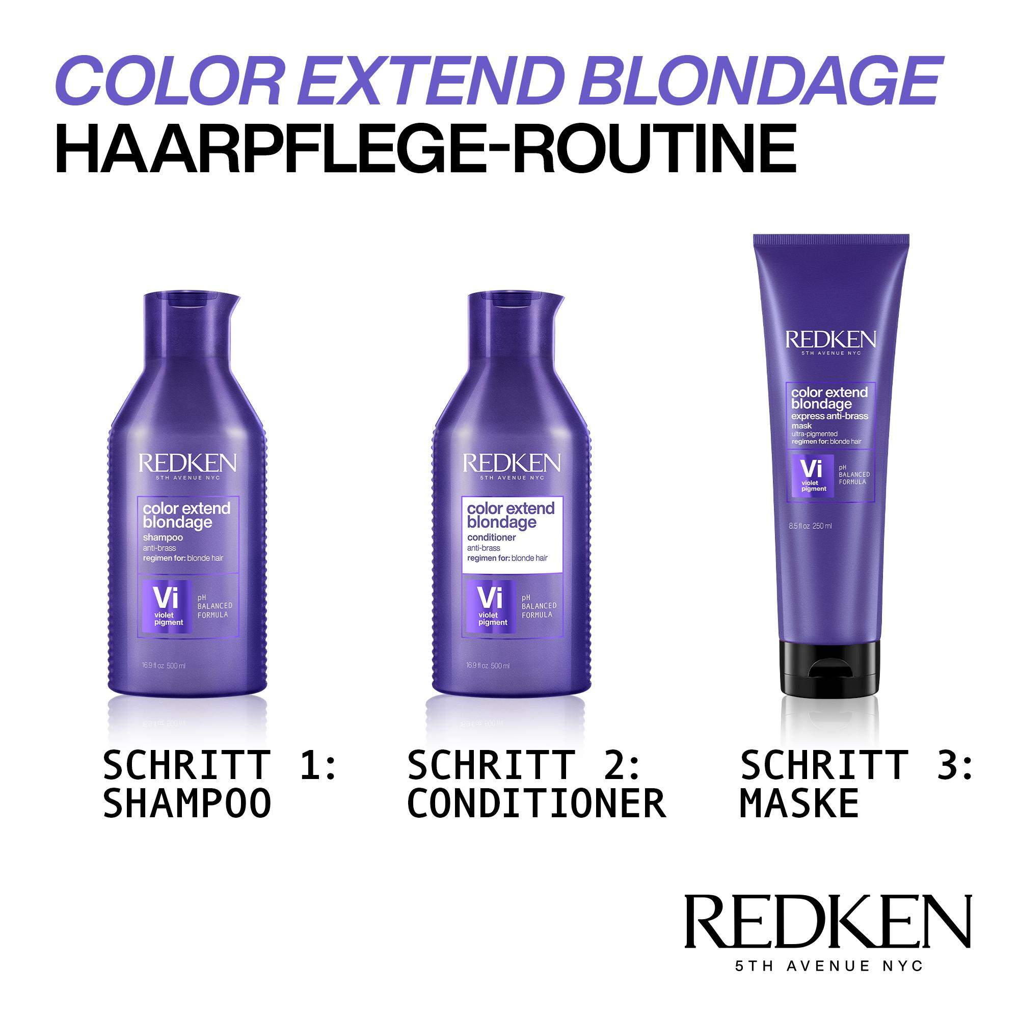 Redken Color Extend Blondage Conditioner 300ml